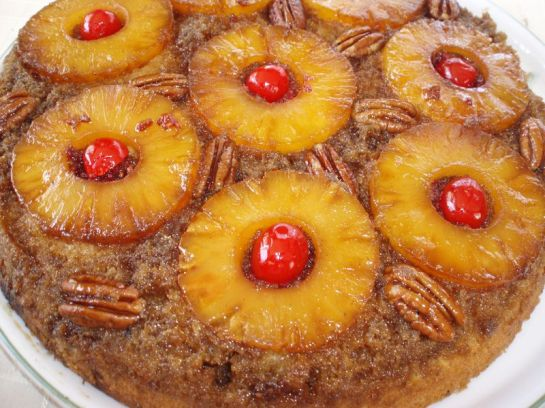 Pineapple Upside Down CakeJPG