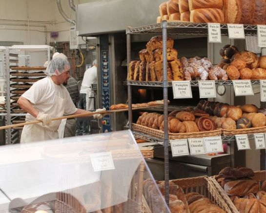 Acme's Bread Bakers- Cropped