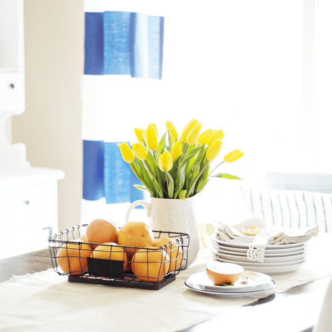A Bright and Sunny Beach Cottage.