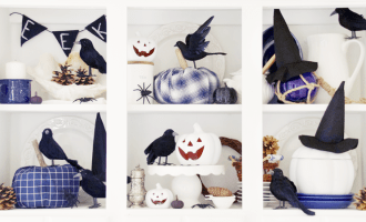 Witch Hats and Black Crows