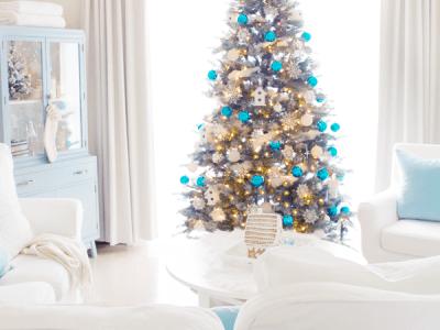 Christmas Living Room 2017