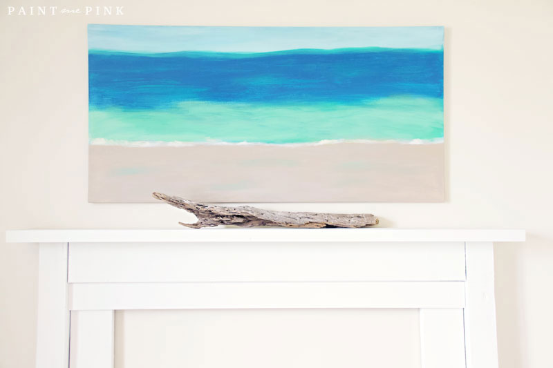 Summer Mantel