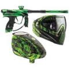 PROMO PACK DYE TIGER LIME 799 Paintball Marseille