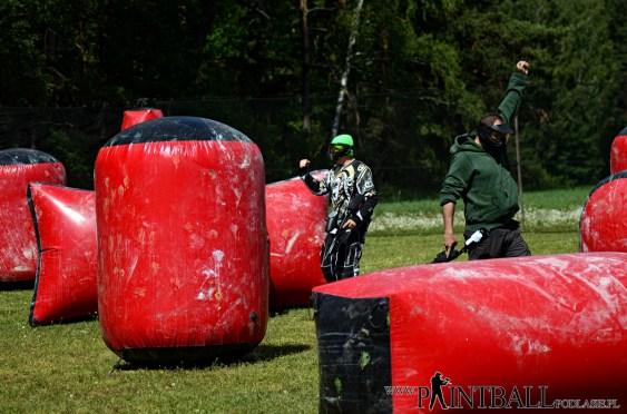 III Amatorski Turniej Paintballowy 0070