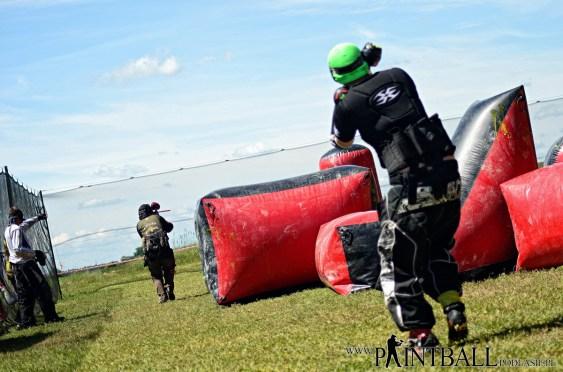 III Amatorski Turniej Paintballowy 0132