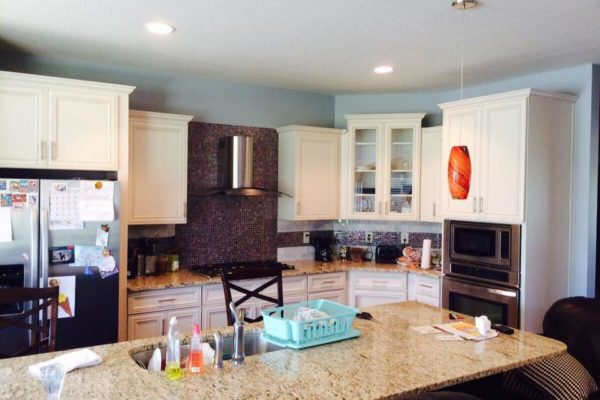 Kitchen Cabinets Painting Indianapolis, IN