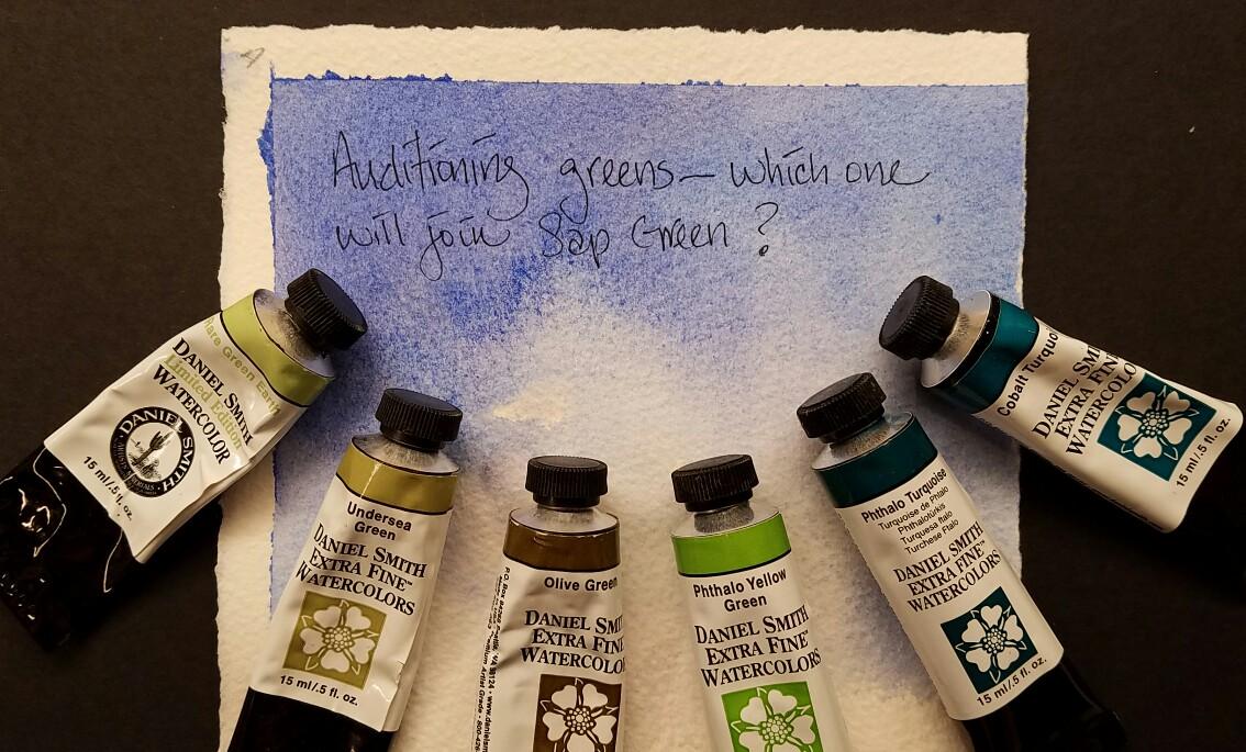 Replacing a paint color