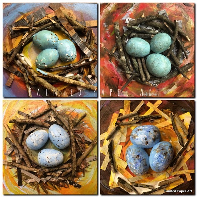 Create a Bird's Nest