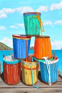 Metal Art: Dry Dock by Tom Alway