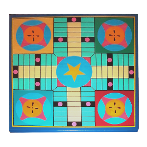 parcheesi board