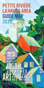 Cover Image for Petite Riviere La Have & Area Guide Map 2020