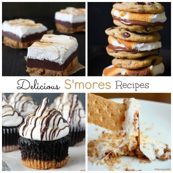 delicious smores recipes