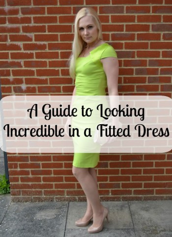 fitted dress guide
