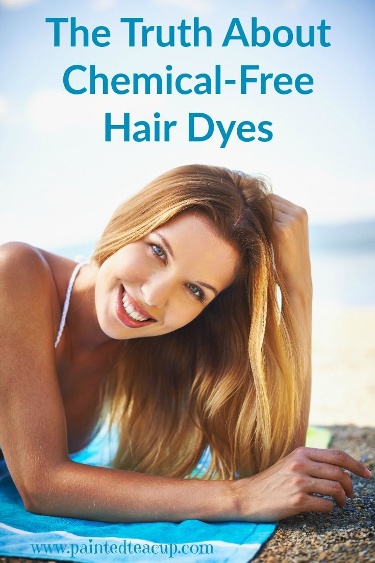91303f1cd02 The Truth about Chemical Free Hair Dyes. Are any hair dyes safe  Learn the