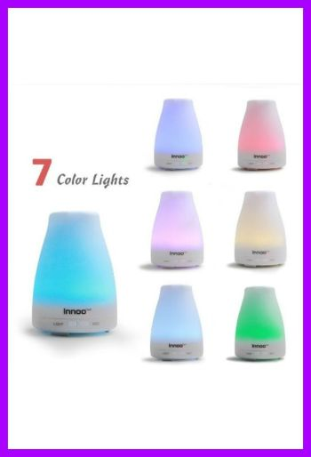 Innoo Essential Oil Diffuser. Holds 100ml and comes with a free ebook!