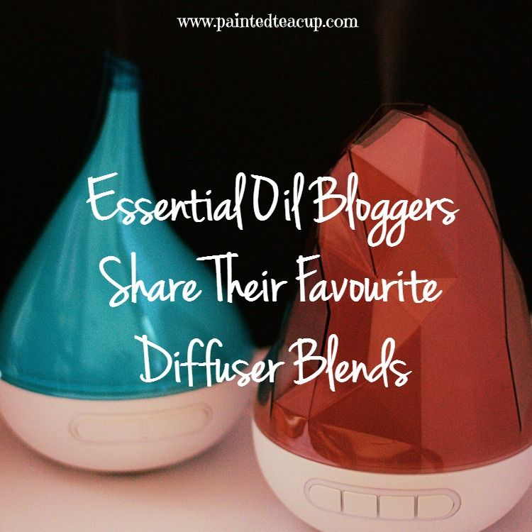 Get a behind the scenes look at some essential oil bloggers favourite essential oil diffuser blends to use and make in their homes! Click the image to see all of the recipes!