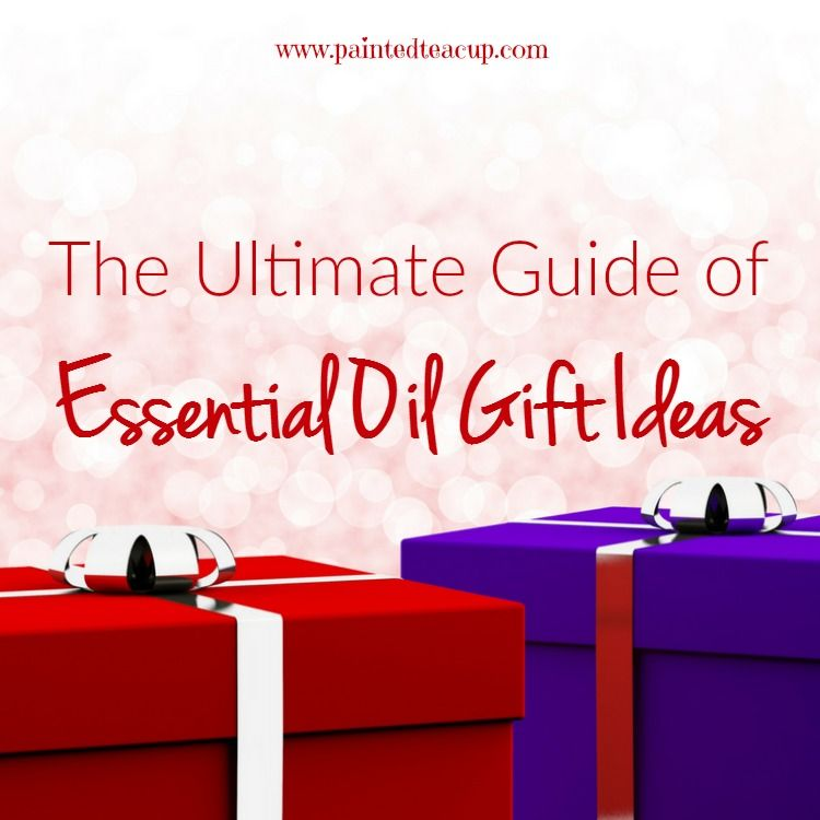 Essential oil gift ideas for every occasion: Christmas, Mother's Day, Birthdays and more! Click to see more essential oil gift ideas!