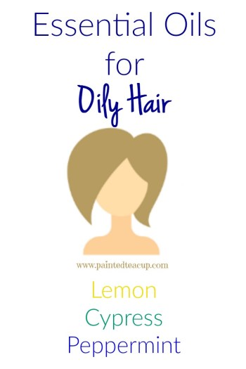 Do you have oily hair? These essential oils provide a natural solution to help you manage it! Get DIY essential oil hair recipes for all hair types!