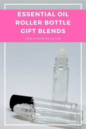 Looking for DIY essential oil gift ideas? Here are 5 great essential oil roller bottle blends for gift giving! A great easy & affordable homemade gift idea! #essentialoils #essentialoilrollerbottleblends #rollerbottlerecipes #essentialoilgift #essentialoilrecipe #rollerball #rollerbottlegift