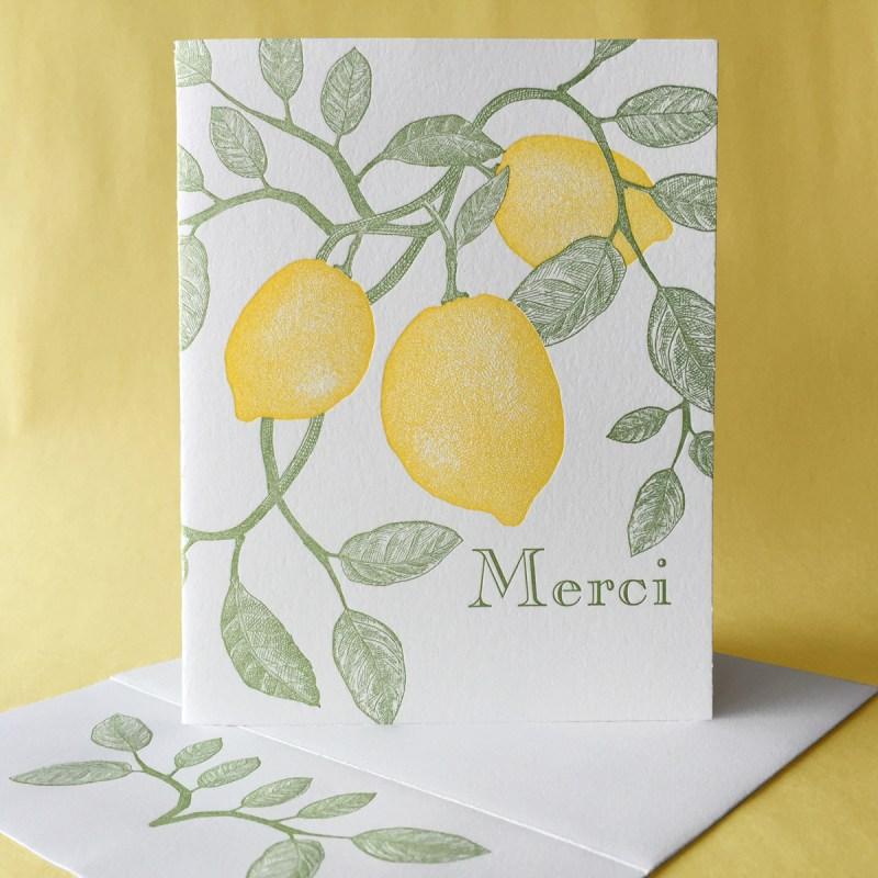Meyer Lemon Merci