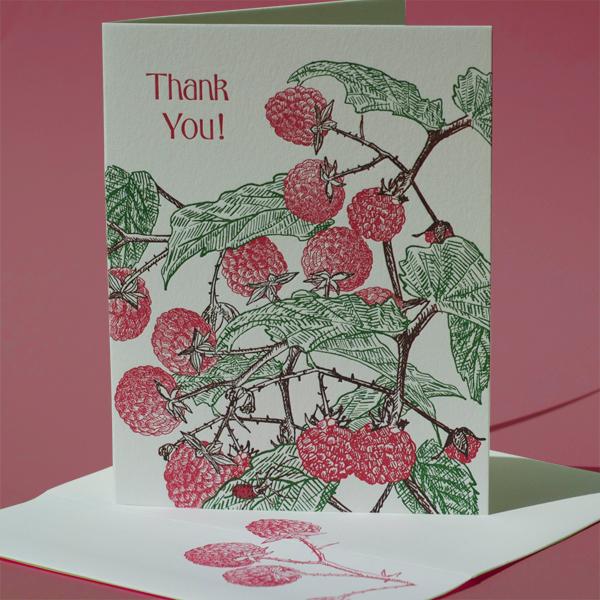Raspberry Thank You