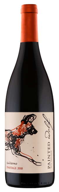 Guillermo pinotage 2018 DL
