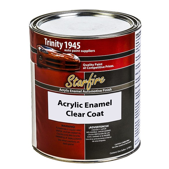 Acrylic-Enamel-Clear-Coat-Gallon-SF