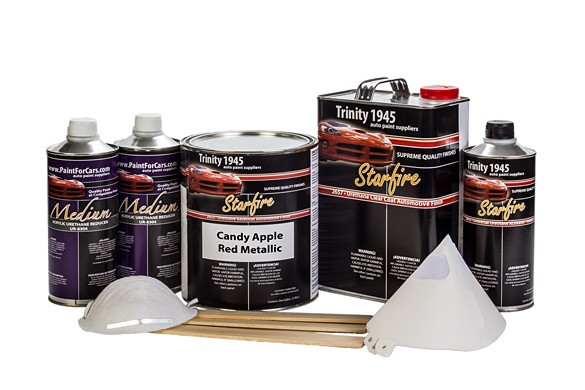 Candy-Apple-Red-Metallic-Urethane-Basecoat-Clear-Coat-Kit-SF