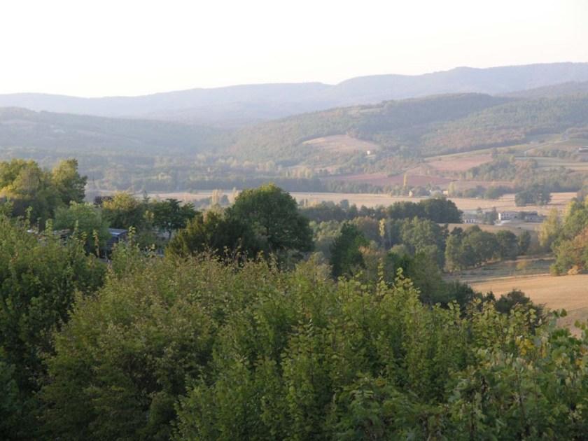 Landscape with gresinge