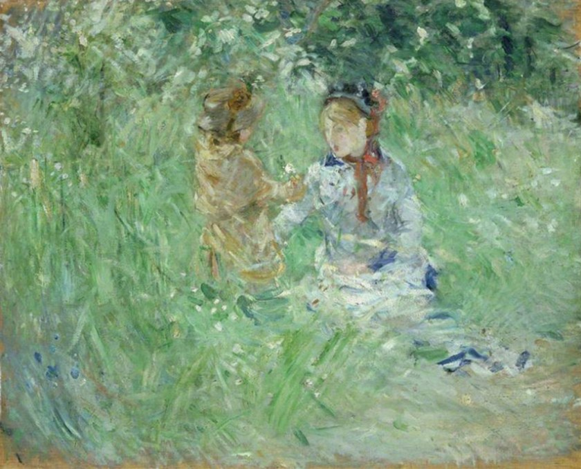 Early Modernists - painting by Berthe Morisot