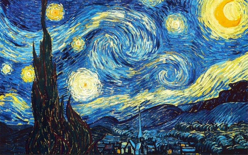 Early Modernists - Painting by Van Gogh