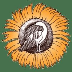 caladrius bird logo