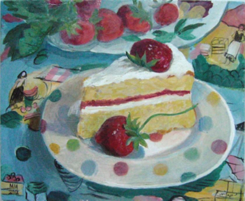 Mary McCarthy cake