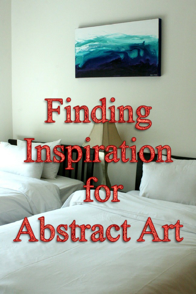 Finding Inspiration for Abstract Art