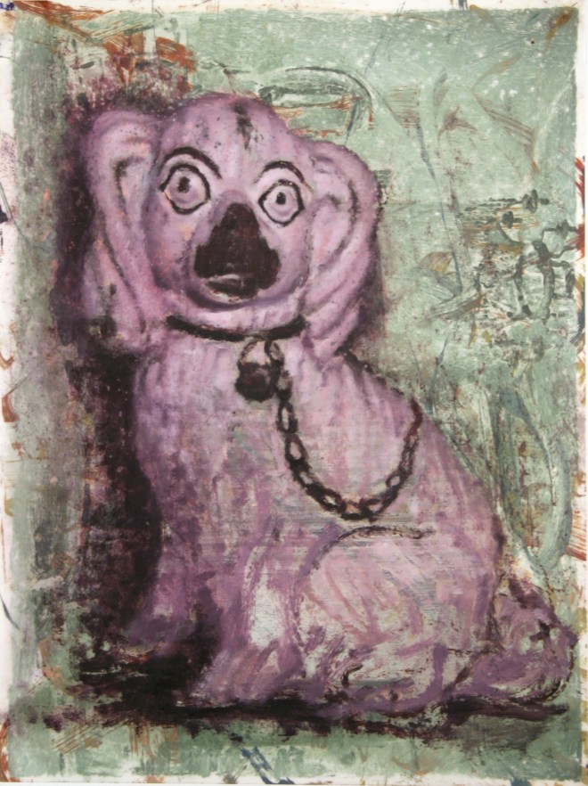 Nathan Ritterpusch Pink Dog