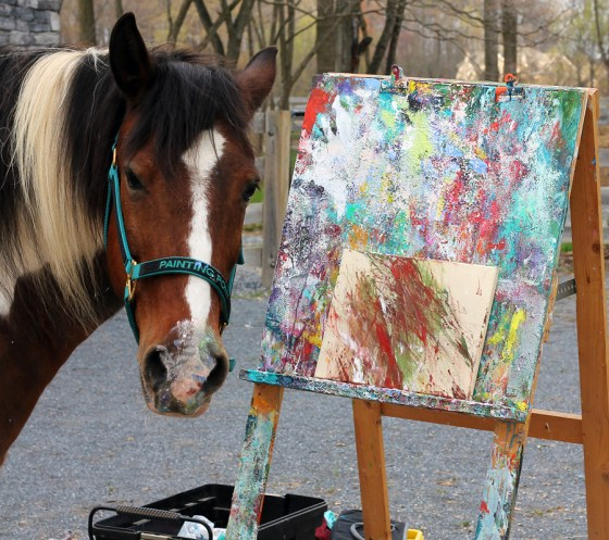 Minnow Painting  // Painting Pony