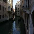 Venice Canal reference photo for watercolor painting