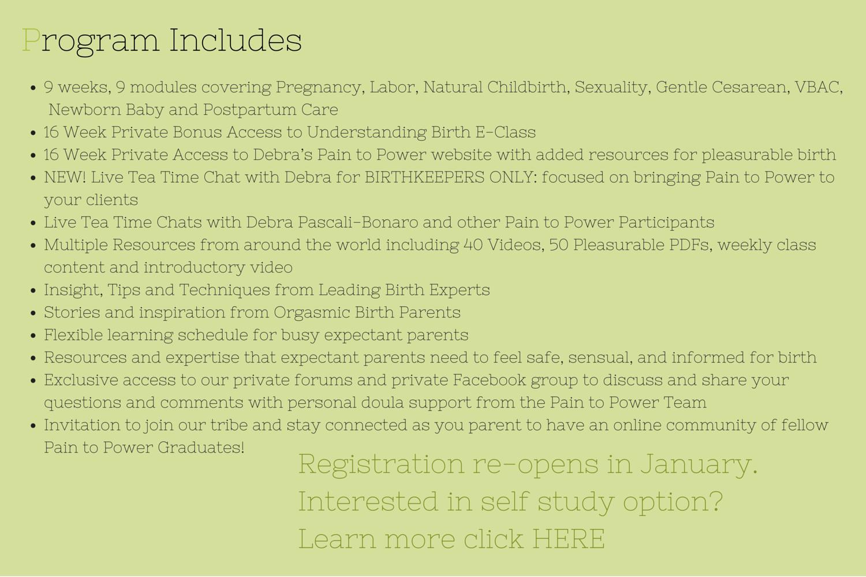 Program Includes Birthworkers (1)
