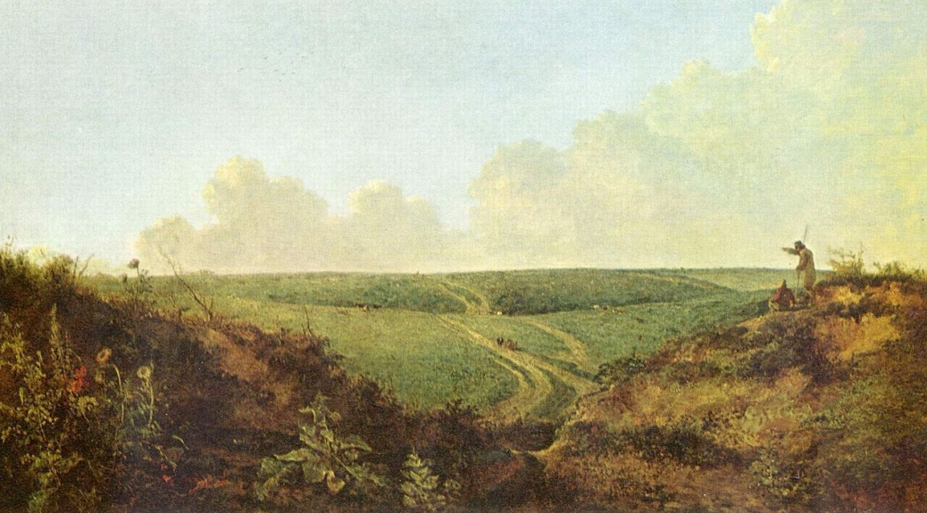Mousehold Heath Norwich John Crome 1820
