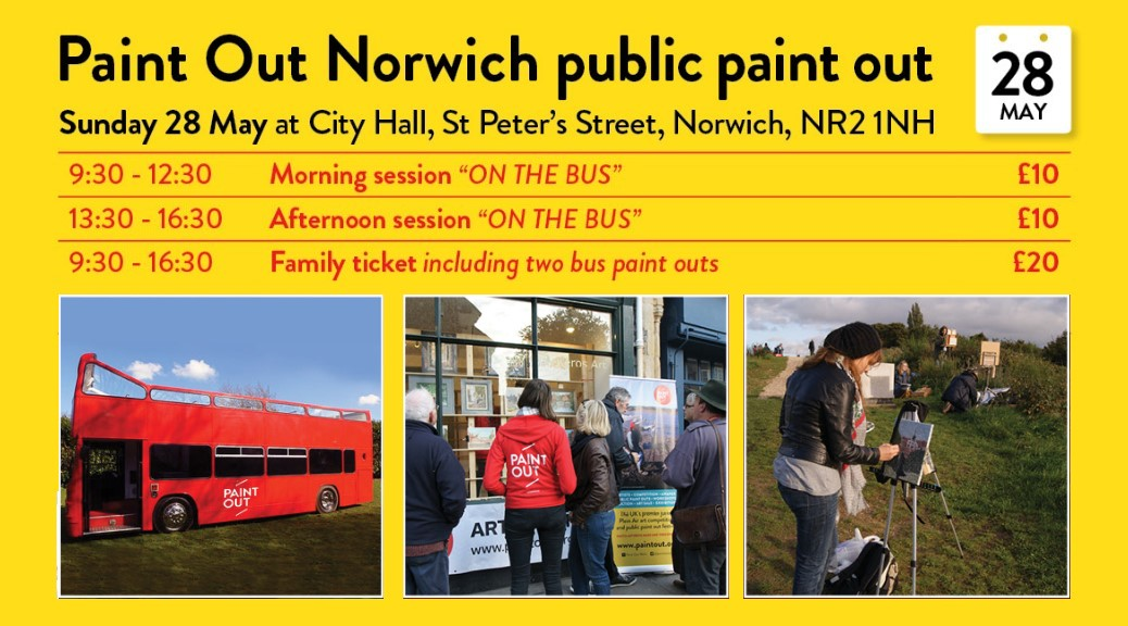 Paint Out public paint out 28 May