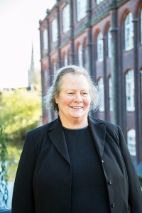Prof Lynda Morris via NUA