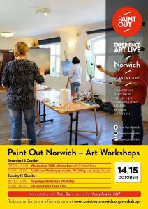 Norwich 2017 workshops programme