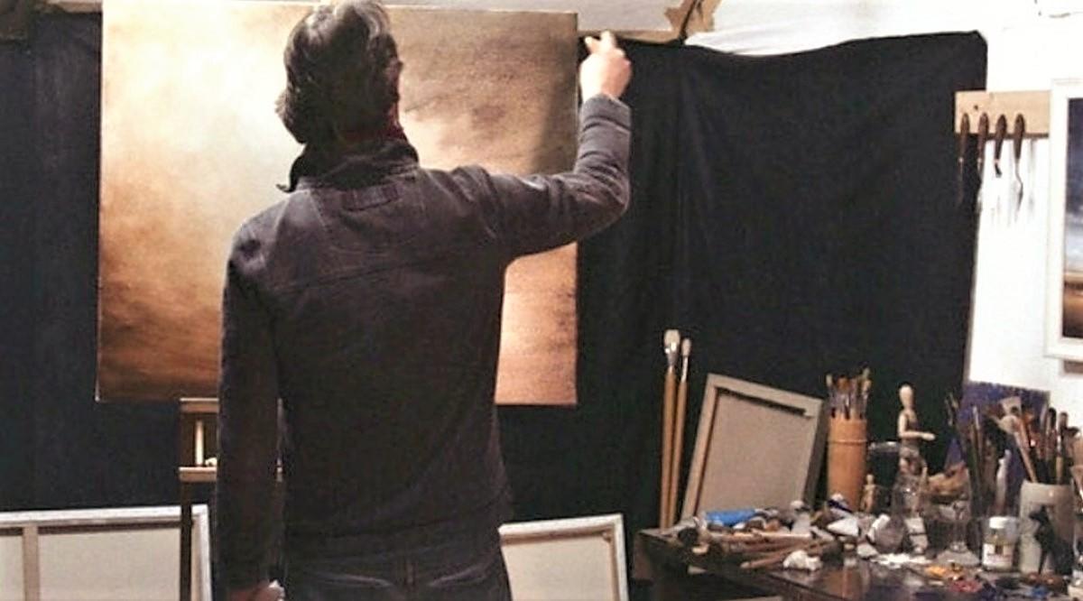 Nial Adams, Tonal Painting with Oils, Art Workshop, Norwich