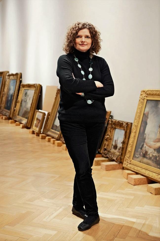 Dr Giorgia Bottinelli, Norwich Castle Museum & Art Gallery