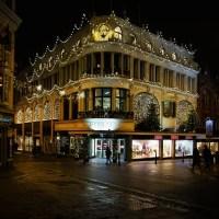 Jarrolds Christmas Lights, Norwich