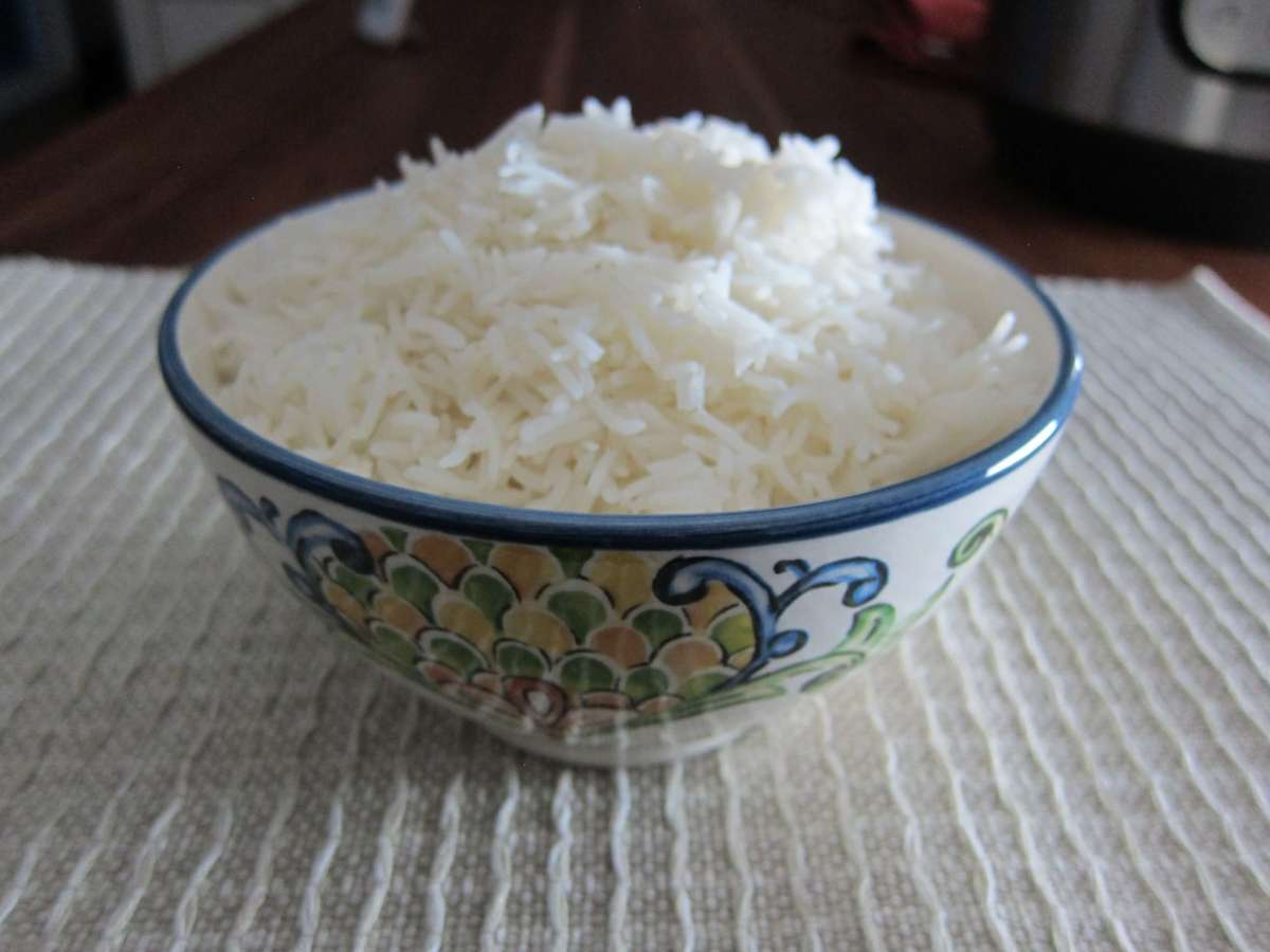 Instant Pot Rice | Pot-in-Pot Method