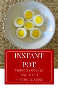 instant ot boiled eggs