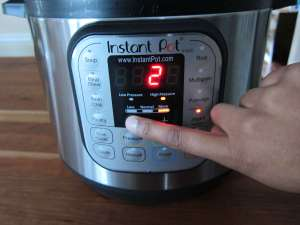Instant Pot Manual - Water Test Adjust Time