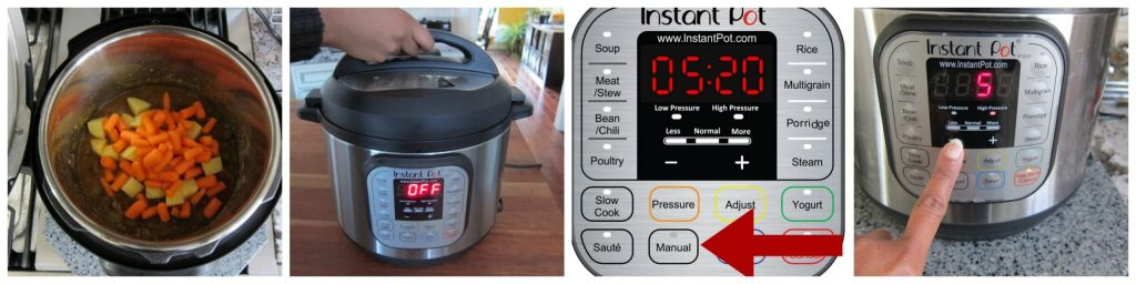 instant pot 7 in 1 manual