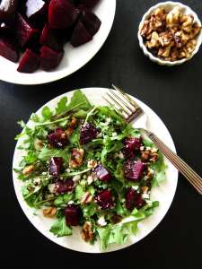 Instant Pot Beet Salad P2 - Paint the Kitchen Red